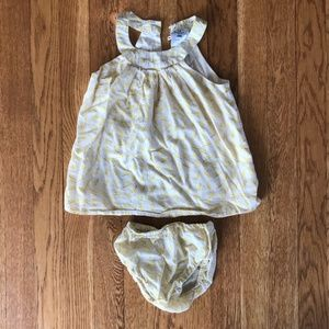 C de C toddler girls dress, size 18m